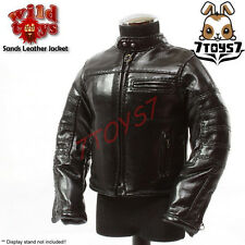 Wild Toys 1/6 Sands -Tobacoo Set_Tobacco (brown) Jacket only_Leather-like WT021C