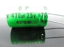 JAPAN 10PCS Nichicon BP 470uf 25v 470mfd MUSE Audio Capacitor Caps