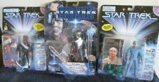 1996 96 Playmates Star Trek NG 1ST Contact Lot Worf Borg Traveler