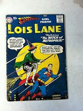 SUPERMANS GIRLFRIEND LOIS LANE #1 tough to find, WITCH OF METROPOLIS, 1958