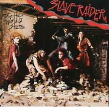 """12"""" Slave Raider Take The World By Storm (Long Way From Home) Jive Records"""
