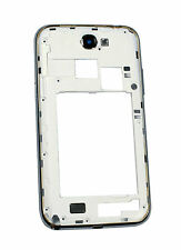 ORIGINAL Samsung Galaxy Note 2 II GT-N7100 Housing Back Chassis Frame White