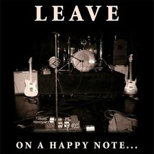 Leave - On a Happy Note [New CD] Duplicated CD