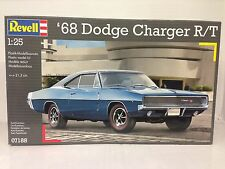 +++ Revell 1968 Dodge Charger R/T 1:25 07188