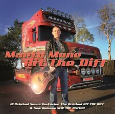 Marty Mone Hit The Diff CD including SLIP THE CLUTCH