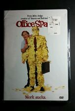 NEW OFFICE SPACE RON LIVINGSTON JENNIFER ANISTON MIKE JUDGE COMEDY MOVIE DVD