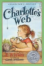 Charlotte's Web by E. B. White (1999, Hardcover, Collector's)