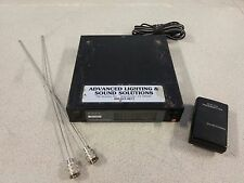 Audio Technica 1200 Series VHF Wireless Microphone System