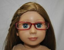American Girl Doll Our Generation Journey Girl 18 Dolls Clothes Reading Glasses