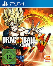 Playstation 4 Spiel: DBZ Xenoverse PS-4 Dragon Ball Z Neu & Ovp
