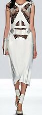 "BCBG Runway NWT ""Scarlett"" Party Dress New S $528 MWH6X014"