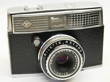 Agfa Silette Record 35mm film camera with Color - Apotar 45mm f/2.8 lens