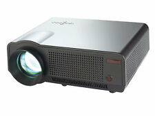 Home cinema LED-LCD-Beamer con HD Risoluzione,HDMI 2800 ANSI-Lumen,2000:1