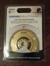 "Dremel Multi-Max 1/8"" Grout Removal Blade - MM500"