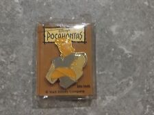 DISNEY POCAHONTAS JAPAN PIN MOVIE THEATER - JOHN SMITH