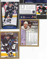 1998-99 POWER PLAY MAGAZINE TOPPS UD KINGS SET LUC ROBITAILLE ROB BLAKE SGA