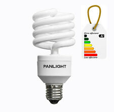 Longlife CFL Daylight 35W 6500k E27 220-240V Fluorescent Bayonet Bulb Lamp