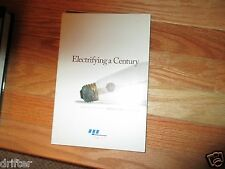 Electrifying a century 100 years of Minnesota Power 1906 to 2006 Book