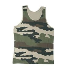 DEBARDEUR CAMOUFLAGE TAILLE S ARMEE MILITAIRE AIRSOFT CHASSE PECHE LS