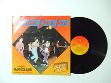 Magic Dee Jay -Disco Vinile 33 Giri LP Compilation Mixed Stampa ITALIA 1985