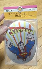 SUPERMAN Lunch Box Japan 1979 VINTAGE Lunch Container 3