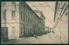 Milano Meda cartolina QQ8150