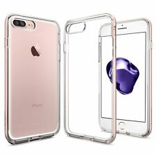 Spigen iPhone 7 Plus Case Neo Hybrid Crystal Rose Gold