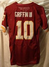 Washington Redskins RGIII Robert Griffin III Football Jersey Sewn Youth XL