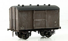 D.C.LAWRENCE/CHARLIE TRACE OO GAUGE KIT BUILT WEATHERED GOODS VAN E265436