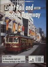 LIGHT RAIL AND MODERN TRAMWAY MAGAZINE - December 1994 - Vol. 57 - No. 684