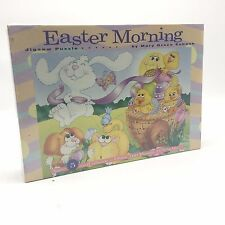 Easter Morning Jigsaw Puzzle by Mary Grace Eubank: Great American Puzzle Factory