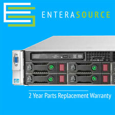 HP PROLIANT DL380P GEN8 2X E5-2690 2.9GHZ 8C 64GB 8X 2TB 7.2K SAS P420I 1GB