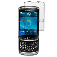 Clear LCD Screen Shield Protector for Android AT&T BlackBerry 9800 9810 Torch 4G