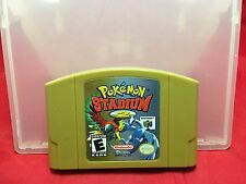 Pokemon Stadium 2 Cartridge Only Saves For Official Nintendo 64 *FREE SHIP*