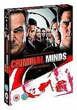 CRIMINAL MINDS - SEASON 2 - DVD - REGION 2 UK