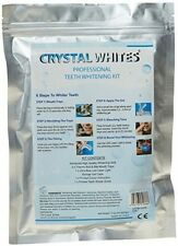 Crystal Whites X6 Platinum Teeth Whitening Kit With LED Lazer Light
