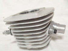 80cc 66cc motor engine parts -  short intake cylinder silver