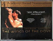 Cinema Poster: WINGS OF THE DOVE, THE 1998 (Review Quad) Helena Bonham Carter
