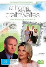 AT HOME WITH THE BRAITHWAITES - THE COMPLETE SECOND SERIES - TWO DISC - REGION 4