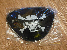 BRAND NEW PIRATE EYE PATCH PARTY/LOOT BAGS OR FANCY DRESS