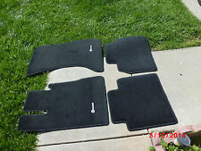 2003-2006 Mercedes-Benz W220 original floor mat carpet ((4-MATIC)) S430 S500 BLK