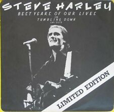 Steve Harley & loubard rebel-Ltd. uk 1977 Live Maxi