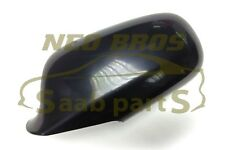SAAB 9-3 03-09 & 9-5 03-09 LEFT HAND WING DOOR MIRROR BACK COVER CASING 12797722