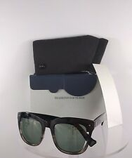 Brand New Authentic Grey Ant Sunglasses Carl Zeiss Optics Public Light Black