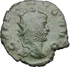 Gallienus son of Valerian I Ancient   Roman Coin Securitas Cult  i32469