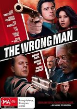 The Wrong Man - New/Sealed ss DVD Region 4