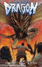 A Town Called Dragon #5 (of 5) Comic Book 2015 - Legendary