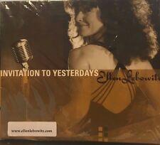 INVITATION TO YESTERDAYS - ELLEN LEBOWITZ - 10 TRACK MUSIC CD - BRAND NEW E1010