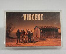 VINCENT : Self Titled 1990 Cassette - Per Hoglund - Alarma - Rare