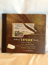 Vintage Beethoven Concerto EMPEROR No.5 In E Flat Major Op. 73 5 LP Box Set